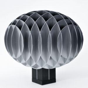 dreiachsiges ellipsoid durch zwei scharen paralleler kreisschnitte